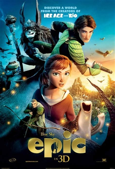 film epic cast epic movie review film summary 2013 roger ebert