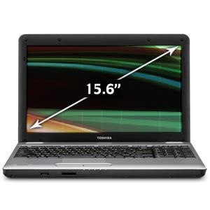 toshiba satellite l500 st55x2 15 6 inch laptop review