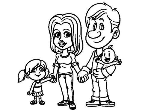 imagenes para dibujar la familia dibujos net de la familia imagui