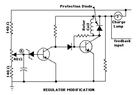 48 volt field regulator