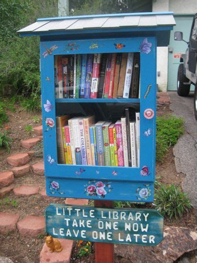 mini library ideas book it bring a mini library to your front yard