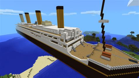 minecraft boat polish minecraft mods hd download scale rms titanic creation