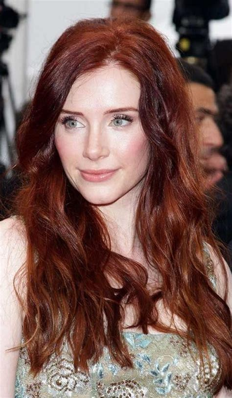 long hairstyles ideas pinterest 15 best collection of long hairstyles red hair