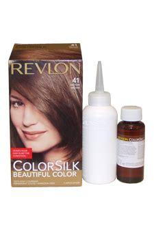 revlon colorsilk beautiful color 41 medium brown hair color colorsilk beautiful color 41 medium brown by revlon