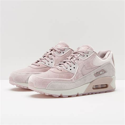 womens shoes nike womens air max  lx particle rose