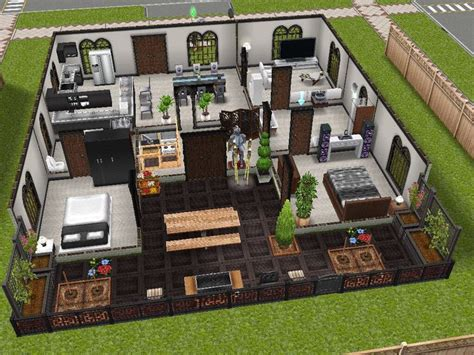 13 best images about the sims freeplay house design ideas