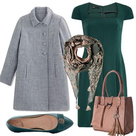 Grigio E Verde grigio e verde donna everyday per scuola universit