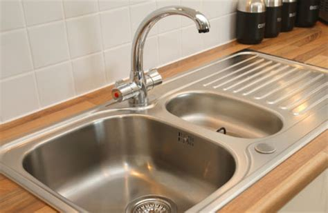 kitchen sink material choices smart home kitchen