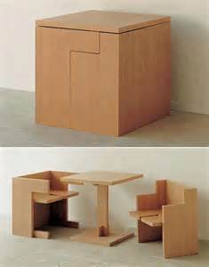 Furniture For Small Spaces by Space Saving Furniture The Owner Builder Network