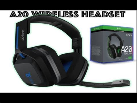 astro a50 wireless gaming headset review and unboxing astro wireless headset buzzpls
