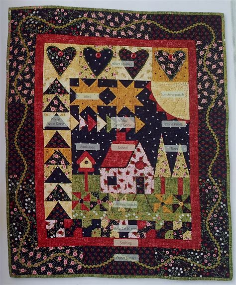 Quilt Patchwork Patterns by Welcome Quilt Tried And Tested Thestitchsharer