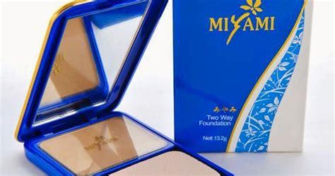 Bedak Miyami www izzahrasofea my miyami 2 way cake