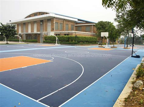 home backyard basketball court flooring tiles quotes