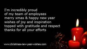business and new year wishes cards clients and employees