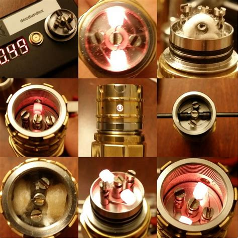 vape rba tutorial 1000 images about vaping rba coils designs on