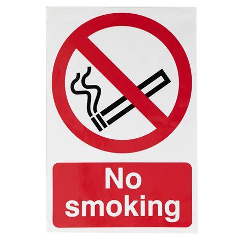 no smoking sign arbitrary wilko no smoking sign 200 x 300mm at wilko com