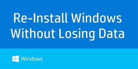 how to lose the wrong without losing you how to reinstall windows without losing data sociofly