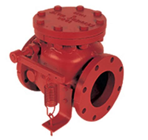 kennedy swing check valve fire protection ulc fm products clow canada