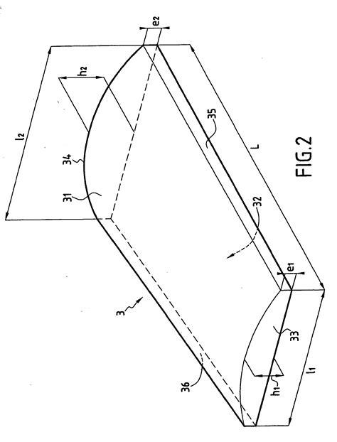 Dimension Tuile Canal by Patent Ep1496169b1 Proc 233 D 233 De R 233 Alisation D Une Toiture