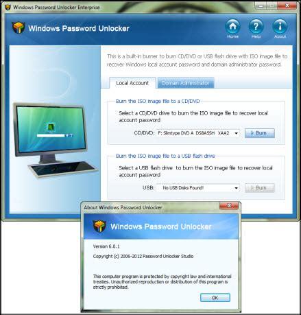 unlocker theme creator windows password unlocker enterprise 2012 6 0 1