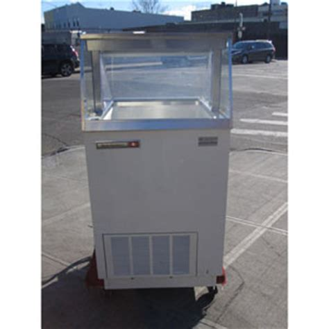kelvinator dipping cabinet model kdc 27 used condition