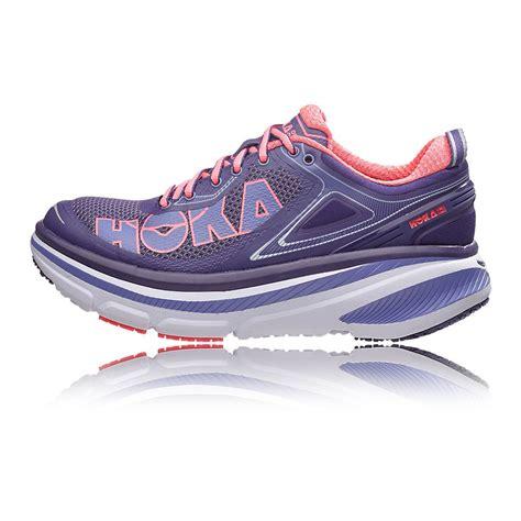hoka womens running shoes hoka bondi 4 s running shoe aw16 40