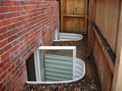 egress window installation how to build a house