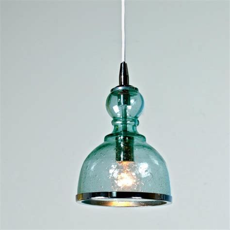 Pendant Lighting Colored Glass Colored Seeded Glass Pendants 3 Colors Pendant Lighting