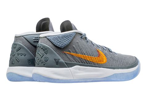 Ad Mid Grey Black nike ad mid quot grey snake quot release date sneakerwhorez