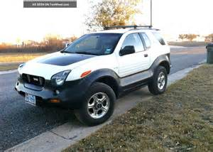 Isuzu Vehicross Ironman 1999 4x4 Isuzu Vehicross Ironman Triathlon Edition Sport
