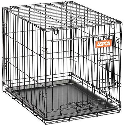 puppy kennel walmart aspca kennel sizes available dogs walmart