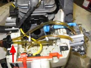 alfa img showing gt poulan chainsaw fuel line replacement