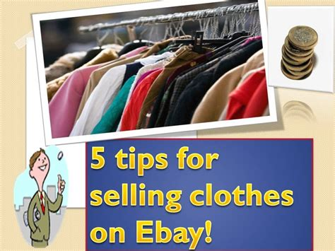 8 Tips On Selling Items On Ebay by 5 On Tips For Selling Clothes On Ebay Create A