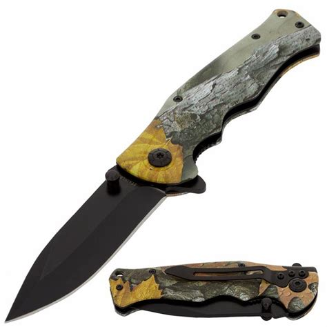 assisted open pocket knives assisted open pocket knife outdoor camo