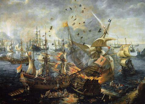 file battle of gibraltar 1607 jpg wikimedia commons