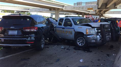 Harris County Sheriff Number Search Harris County Sheriff S Office Vehicle Involved In Crash On