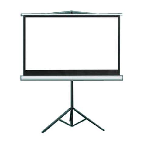 Proyektor Ukuran Besar jual layar proyektor letaec tripod 70 quot harga dan spesifikasi jual proyektor toko projector