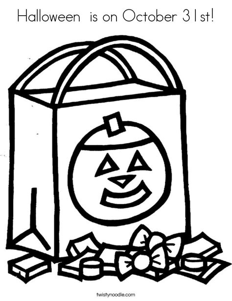 pumpkin day coloring page october coloring pages