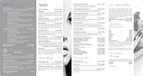 regis salon price chart david salon haircut fee haircuts models ideas