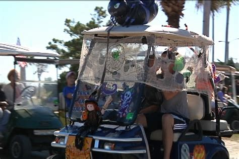 golf carts decorated for surfside cers decorate golf carts for