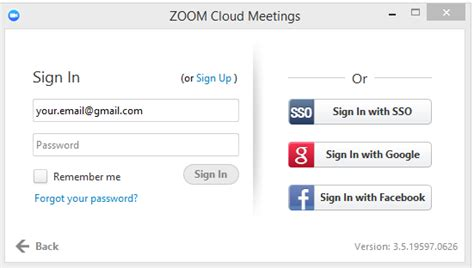 How To Search On Without An Account Getting Started On Pc And Mac Zoom Help Center