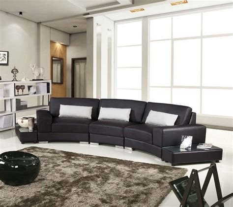 living room design with black leather sofa best 25 black find suitable living room furniture with your style