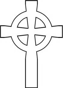 Cross Outline by Cross Outlines Clipart Best