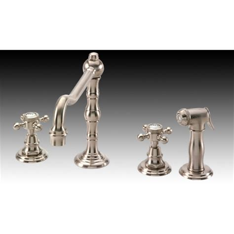 Harrington Faucets by Brass Kitchen Faucet Best Traditional Kitchen Faucets
