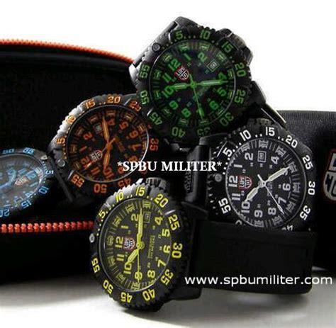 Jam Tangan Militer Luminox jam tangan luminox orange spbu militer