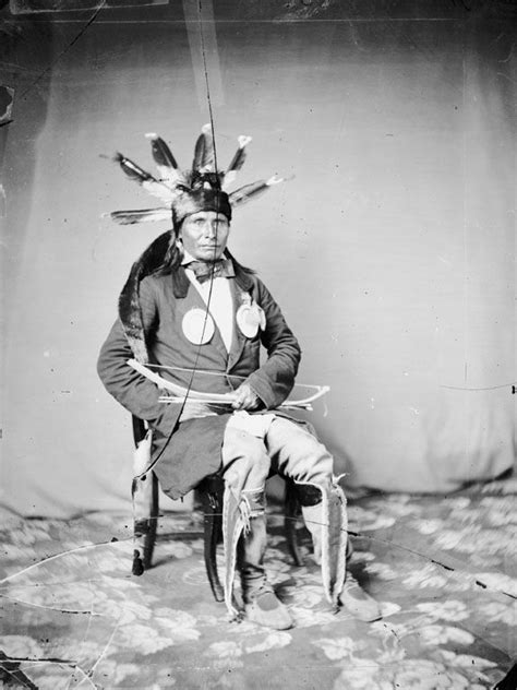John Other Day was a Wahpeton chief and farmer who led 62