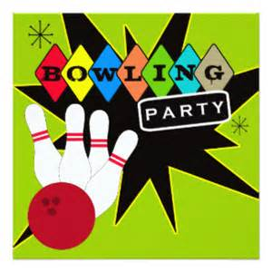 bowling party theme inspired themes 4u