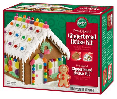 Gingerbread House Kits For Sale Images