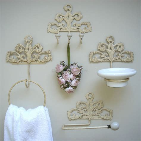 cream french style bathroom set bliss and bloom ltd
