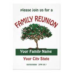 family reunion templates printable family reunion invitations